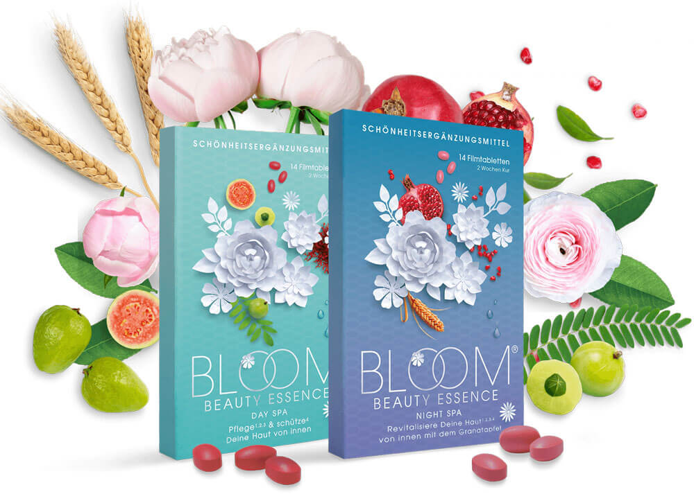 Bloom Packages Dragees Ingredients neu